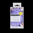 Tangle Teezer Thick & Curly Hajkefe Lilac fondant