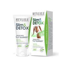 Revuele Slim & Detox Zsírégető, Cellulit és Stria elleni Krémmaszk 200 ml