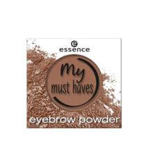 essence my must haves eyebrow szemöldökpúder 20