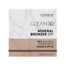 Catrice Clean ID Mineral Bronzosító SPF 010