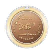 essence the glowin' golds E-vitaminos sütött luminous bronzosító 01