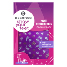 essence show your feet körömmatrica