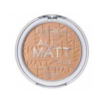 Catrice All Matt Plus Shine Control Mattító Púder 030