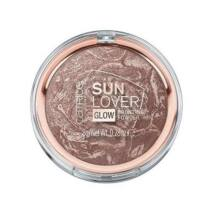 Catrice Sun Lover Glow Matt Bronzosító Púder 010