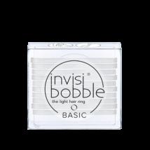 Invisibobble BASIC Crystal Clear Hajgumi