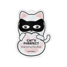 TONYMOLY Cat's Purrfect Élénkítő Szemmaszk