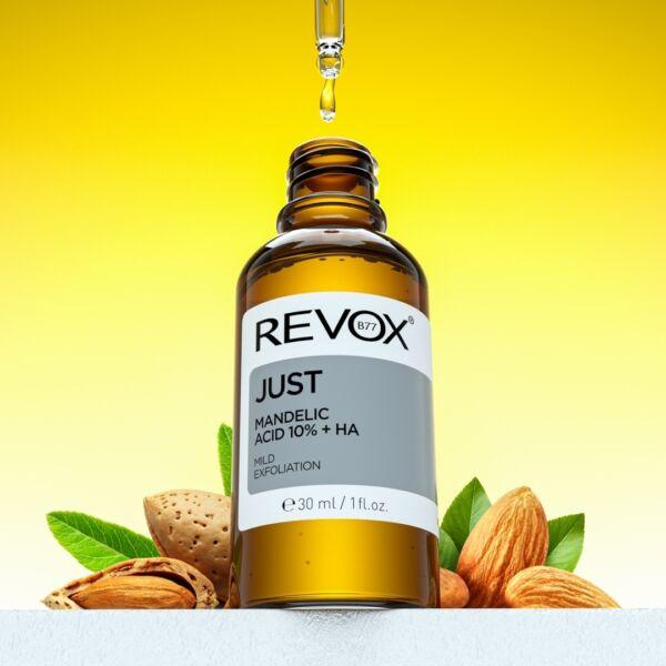 REVOX JUST 10% MANDULASAV + HA