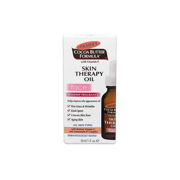 Palmers Kakaóvajas Skin Therapy Arcápoló Olaj - 30 ml