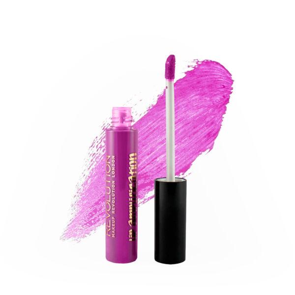 Makeup Revolution Amplification Ajakrúzs - High Voltage