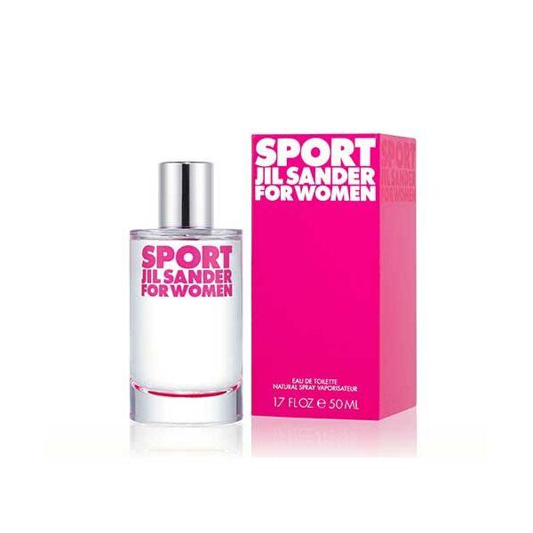 Jil Sander Sport Woman EdT nőknek 50 ml