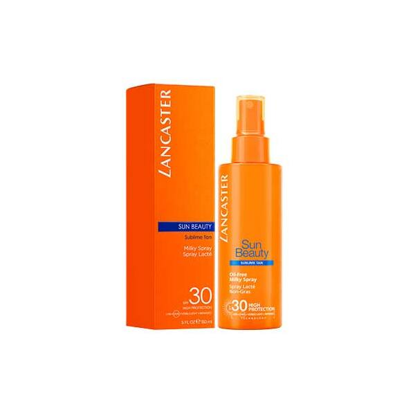 Lancaster Sun Beauty olajmentes naptej-spray SPF30 150 ml