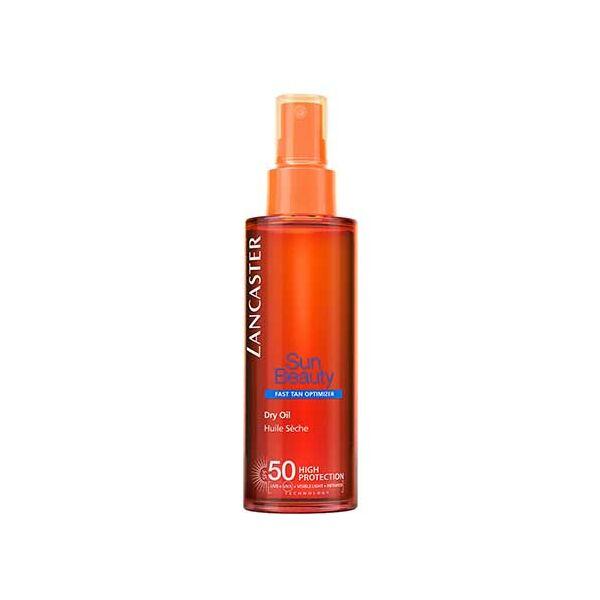 Lancaster Sun Beauty száraz napozóolaj SPF50