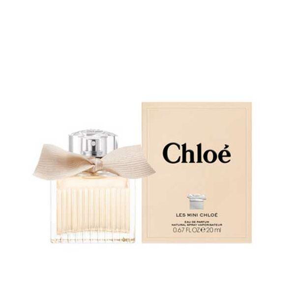 Chloé Les Mini Signature EdP nőknek 20 ml