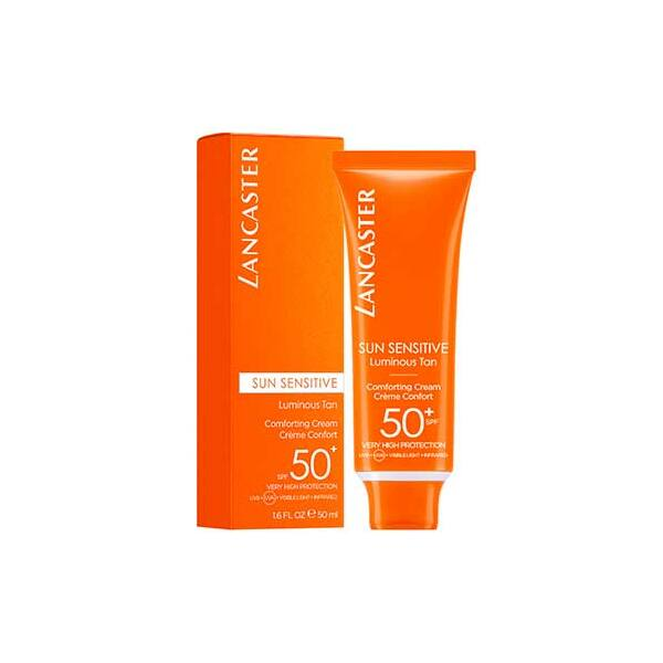Lancaster Sun Sensitive Fényvédő arckrém SPF50 50 ml