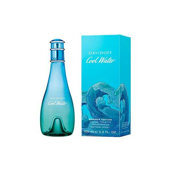 Davidoff Cool Water Women Summer Caribbean Edition EdT nőknek 100 ml