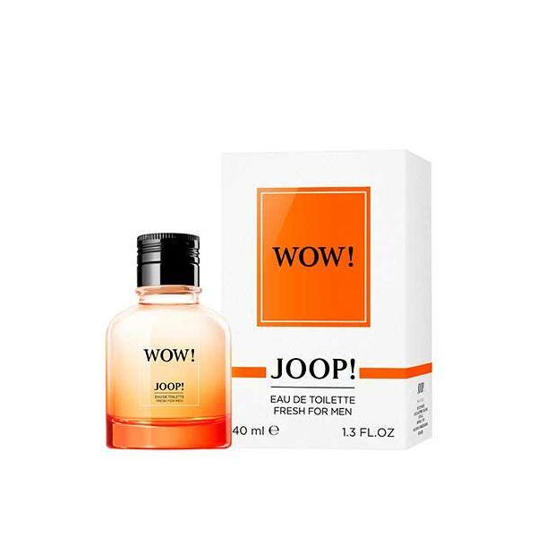 Joop! WOW! Eau de Toilette Fresh for Men Férfiaknak