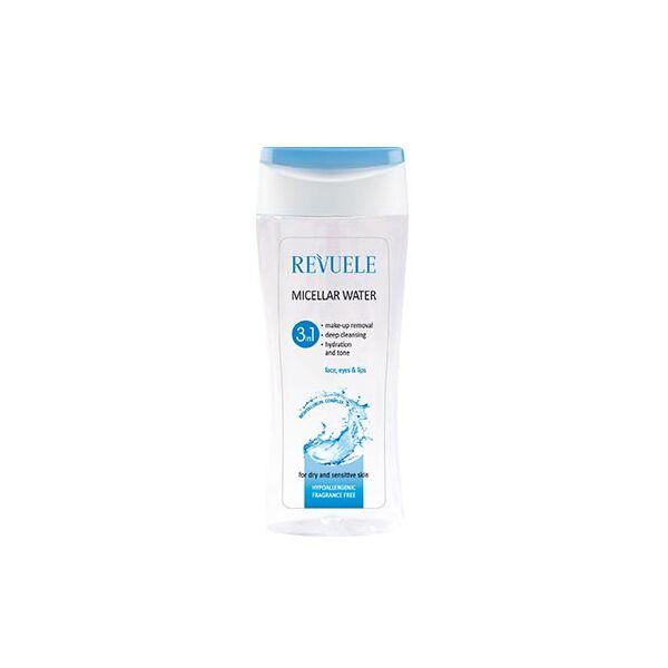 Revuele 3in1 Micellás Víz Biohyaluron Komplex-szel 200 ml