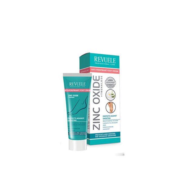 Revuele Professional Care Izzadásgátló Lábkrém 80 ml