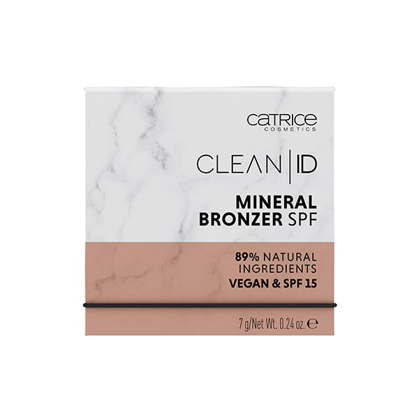 Catrice Clean ID Mineral Bronzosító SPF 020