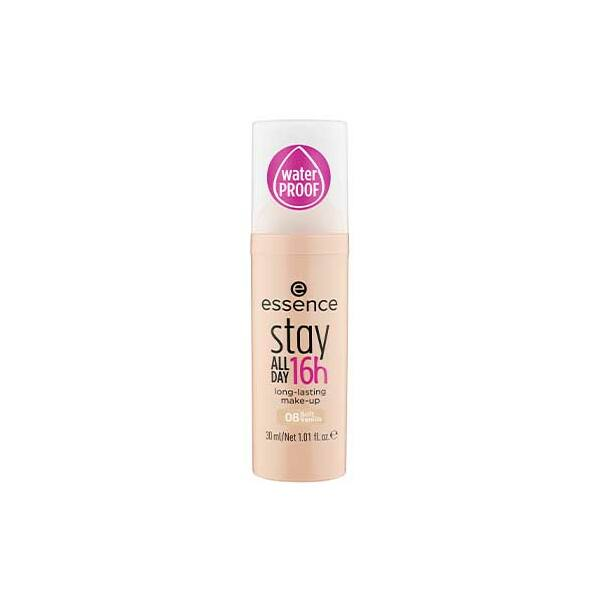 essence stay all day 16h long-lasting alapozó 08