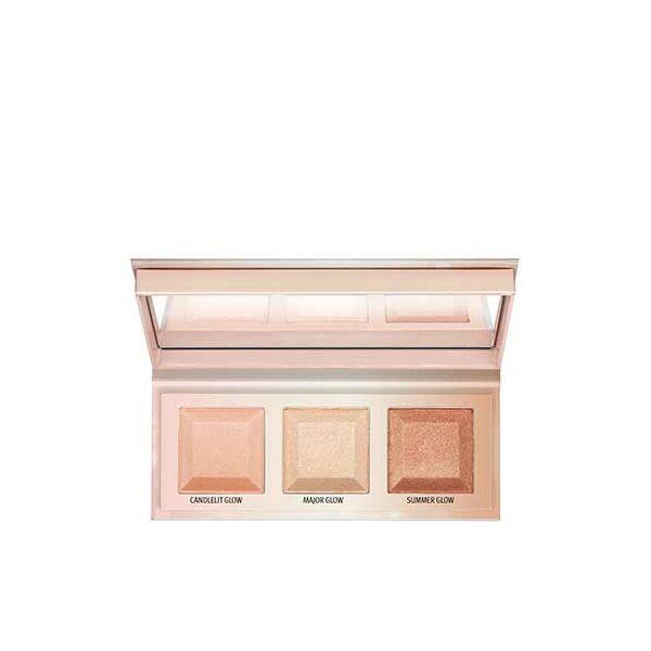 essence CHOOSE YOUR Glow highlighter paletta