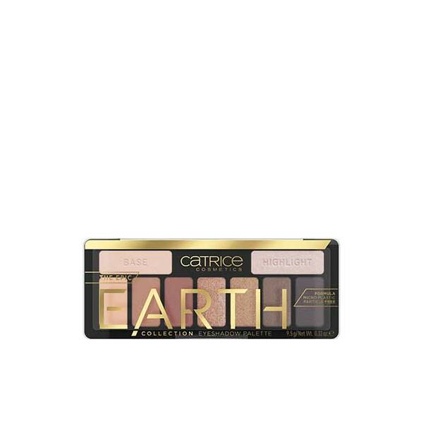 Catrice The Epic Earth Collection Szemhéjpúder Paletta