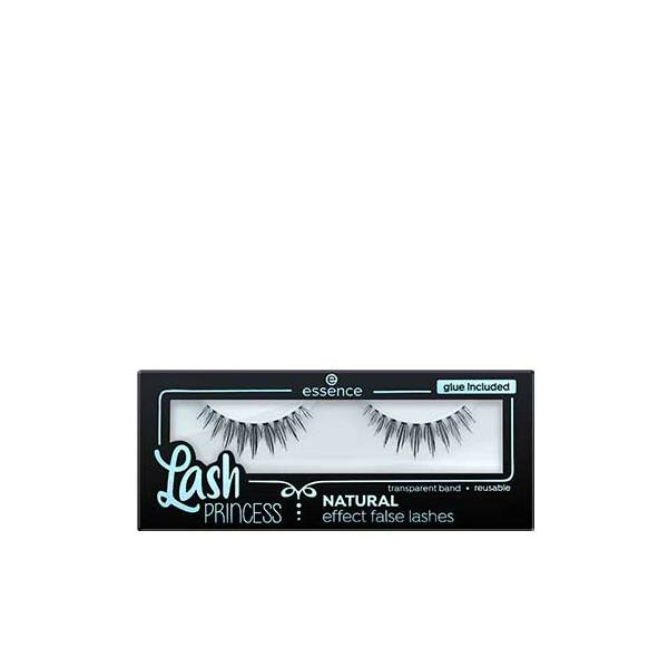 essence Lash Princess NATURAL effect műszempilla
