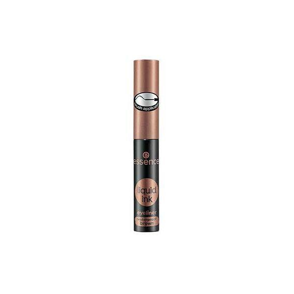 essence liquid ink barna vízálló szemhéjtus 02