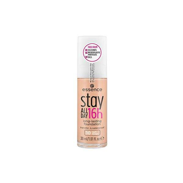 essence stay ALL DAY 16h long-lasting Alapozó 10