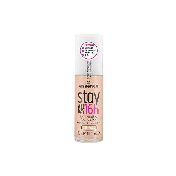 essence stay ALL DAY 16h long-lasting Alapozó 15