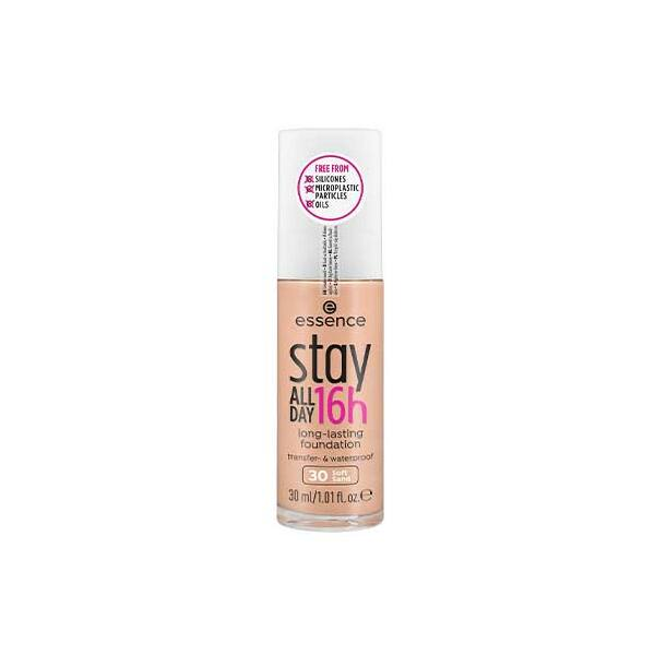 essence stay ALL DAY 16h long-lasting Alapozó 30