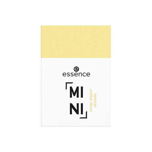 essence MINI szappanos kéztisztító lapok
