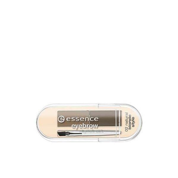 essence eyebrow stylist szemöldökformázó szett 02