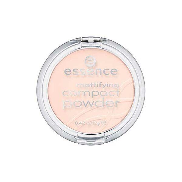 essence mattifying compact púder 11