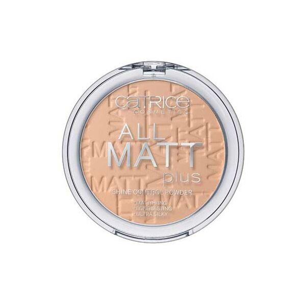 Catrice All Matt Plus Shine Control Mattító Púder 025