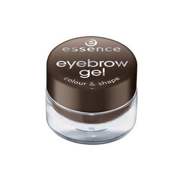 essence eyebrow gel colour & shape szemöldökformázó gél