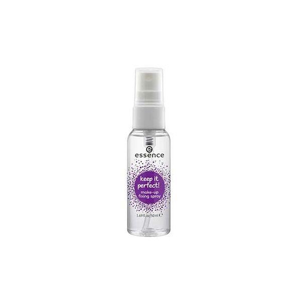 essence keep it perfect! make-up fixáló spray