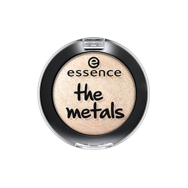 essence the metals szemhéjpúder 07