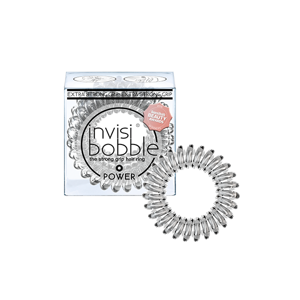 Invisibobble POWER Crystal Clear Hajgumi