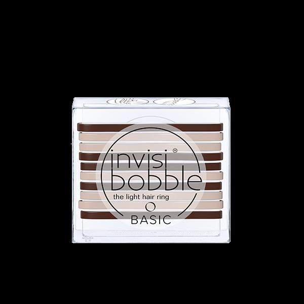 Invisibobble BASIC Mocca & Cream Hajgumi