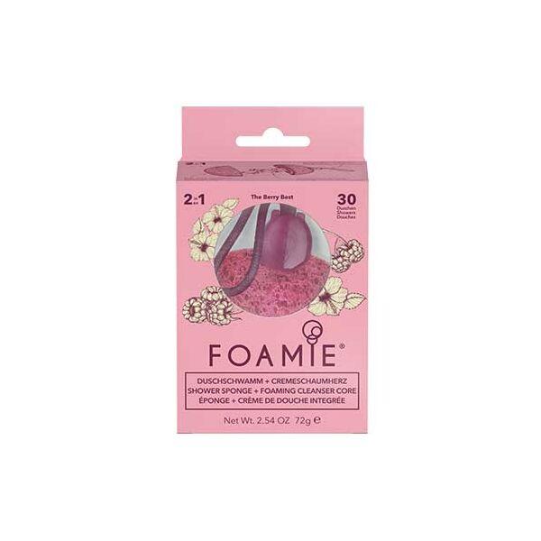 Foamie 2in1 Mosakodó Szivacs és Tusfürdő The Berry Best