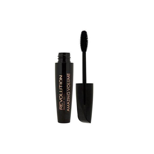 Makeup Revolution Amazing Volume Szempillaspirál Black
