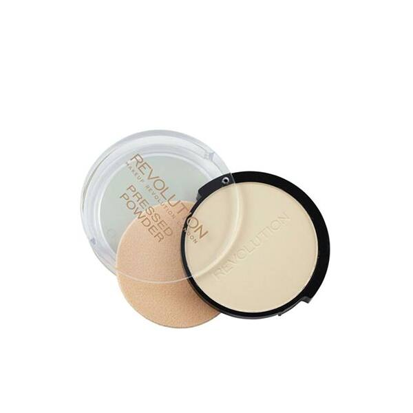 Makeup Revolution Kompakt Púder Áttetsző