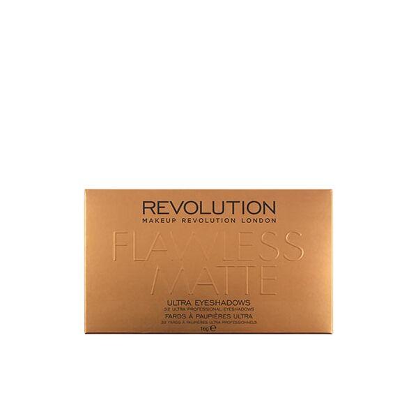 Makeup Revolution Ultra 32 Szemhéjpúder Paletta Flawless Matte