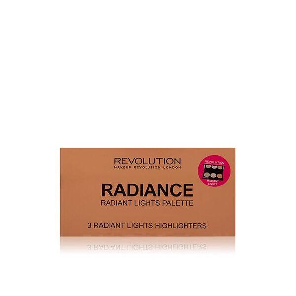 Makeup Revolution Highlighter Paletta Radiance