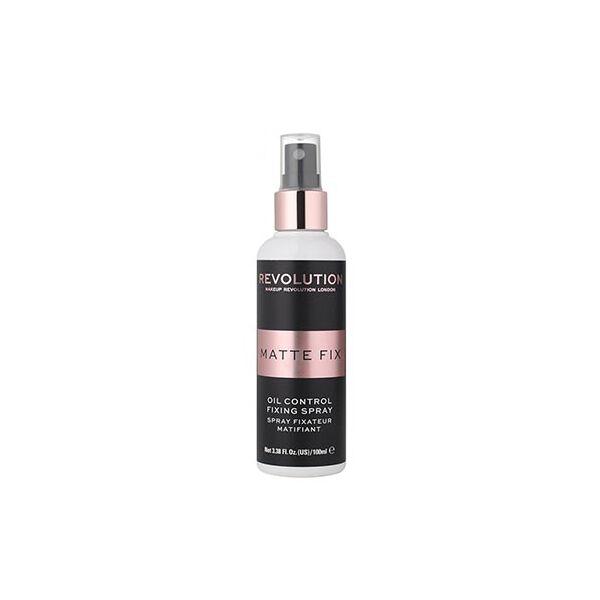 Makeup Revolution Mattító Sminkfixáló Spray 100ml