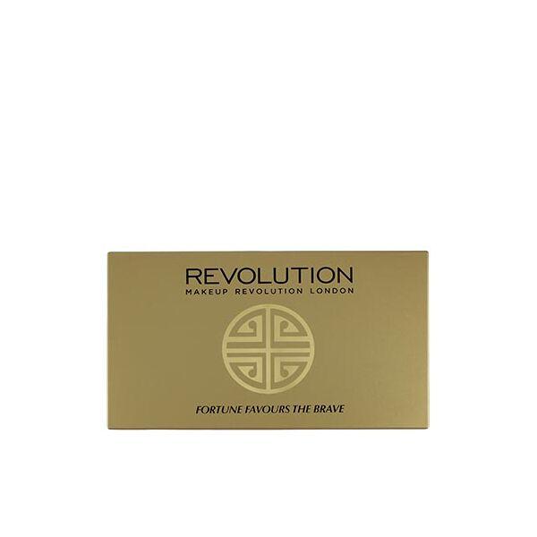 Makeup Revolution BBB Fortune Favours the Brave Duo Chrome Szemhéjpúder Paletta