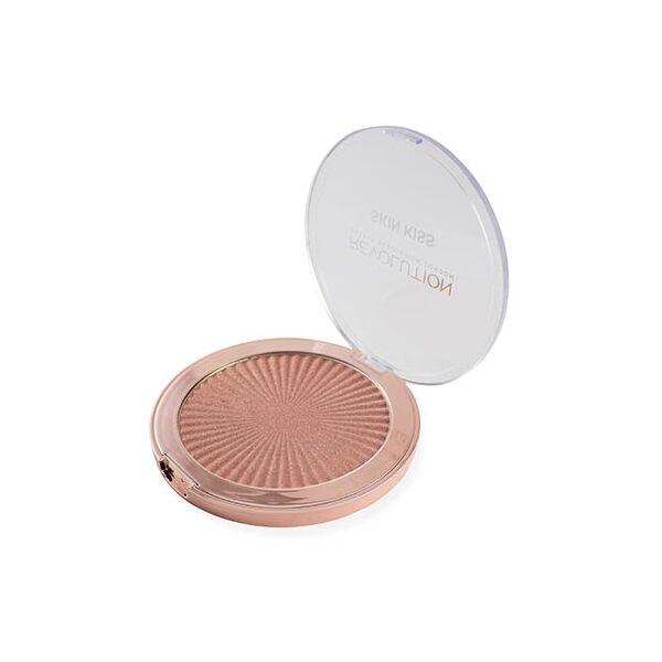Makeup Revolution Skin Kiss Highlighter Peach Kiss