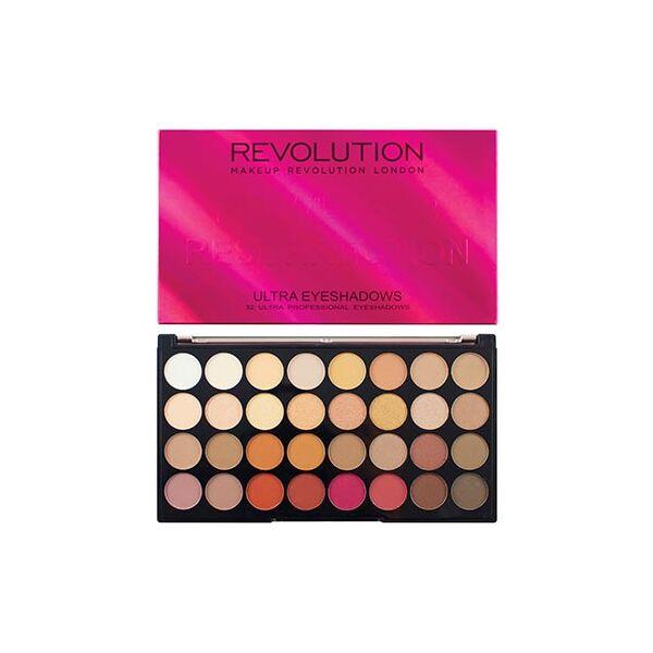 Makeup Revolution Ultra 32 Szemhéjpúder Paletta Flawless 3 Resurrection