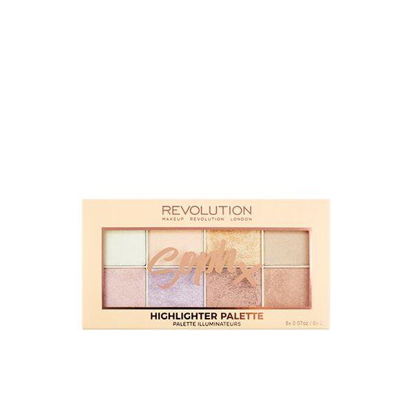 Makeup Revolution Soph X Highlighter Paletta